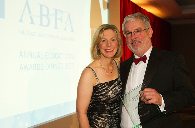 Director scoops industry award
